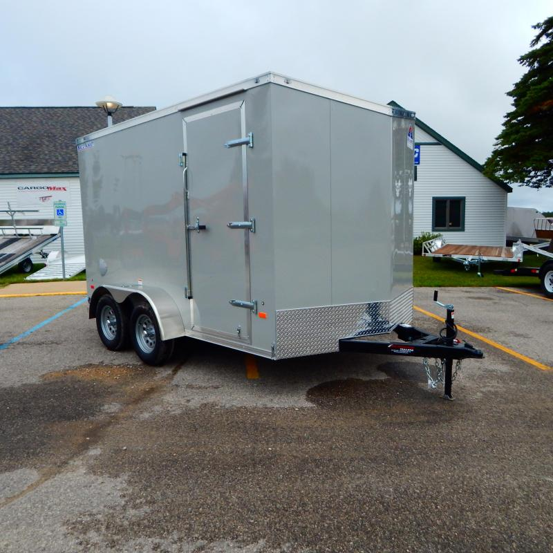 2020 Haul-About 7x12 7k Cougar Enclosed Cargo Trailer