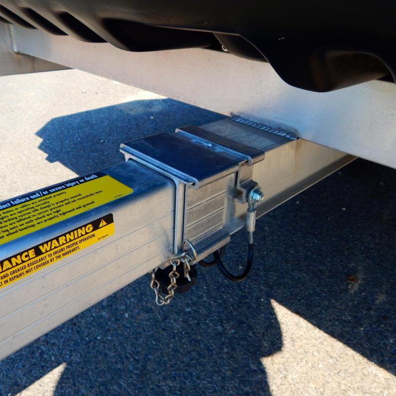 2021 Floe 6x13 3k Cargo Max Aluminum Wheels Utility Trailer