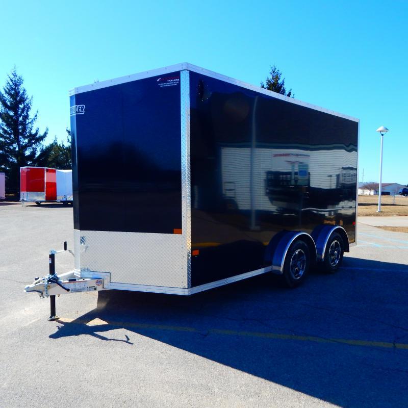 2021 EZ Hauler 7.5X14 7K ATV Trailer