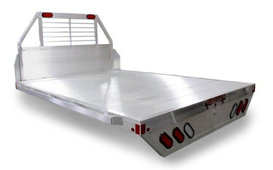 "2021 Aluma 6'9""x7'3"" Full Size Short Box Truck Bed"