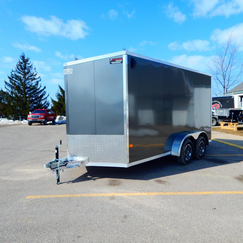 2021 EZ Hauler 7x14 7k Enclosed Cargo Trailer