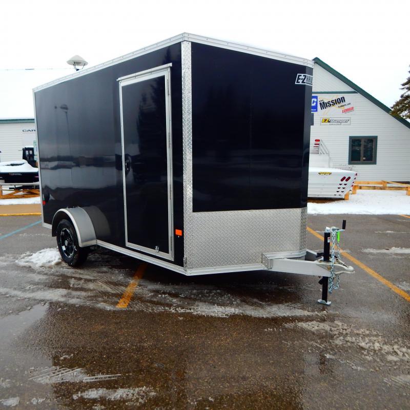 2021 EZ Hauler 7X12 3.5K Enclosed Cargo Trailer