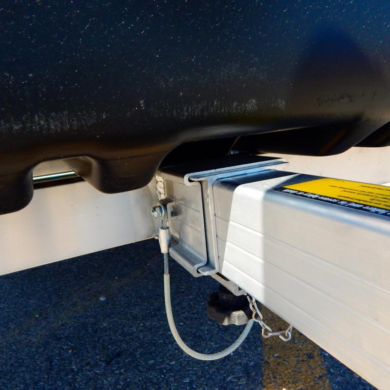 2021 Floe 5x8 2.2k Cargo Aluminum Wheels Utility Trailer