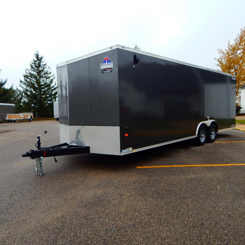 2020 Haul-About 8.5x24 10k Cougar Car / Racing Trailer