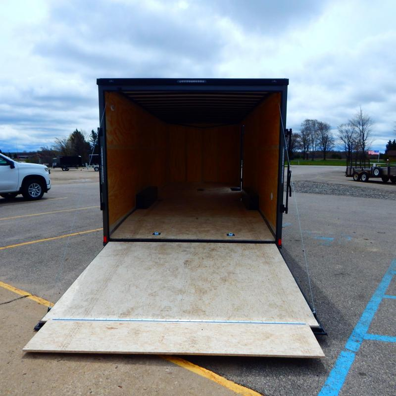 2021 Haul-About 8.5x20 10k Cougar Enclosed Cargo Trailer