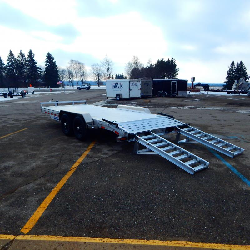 2021 Sure-Trac 7x18 10k Implement Equipment Trailer