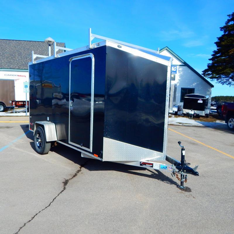 2018 Continental Cargo 6x12 Enclosed 3k Enclosed Cargo Trailer