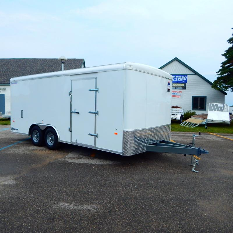 2020 Haul-About 8.5x18 10k Landscape Leopard Enclosed Cargo Trailer