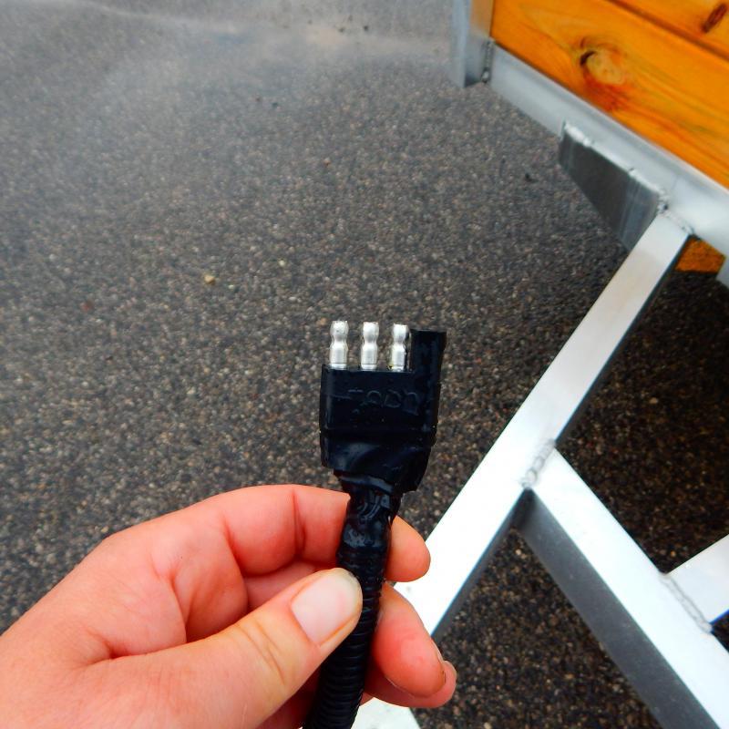 2021 Sure-Trac 6x12 3k 3 Board Utility Trailer
