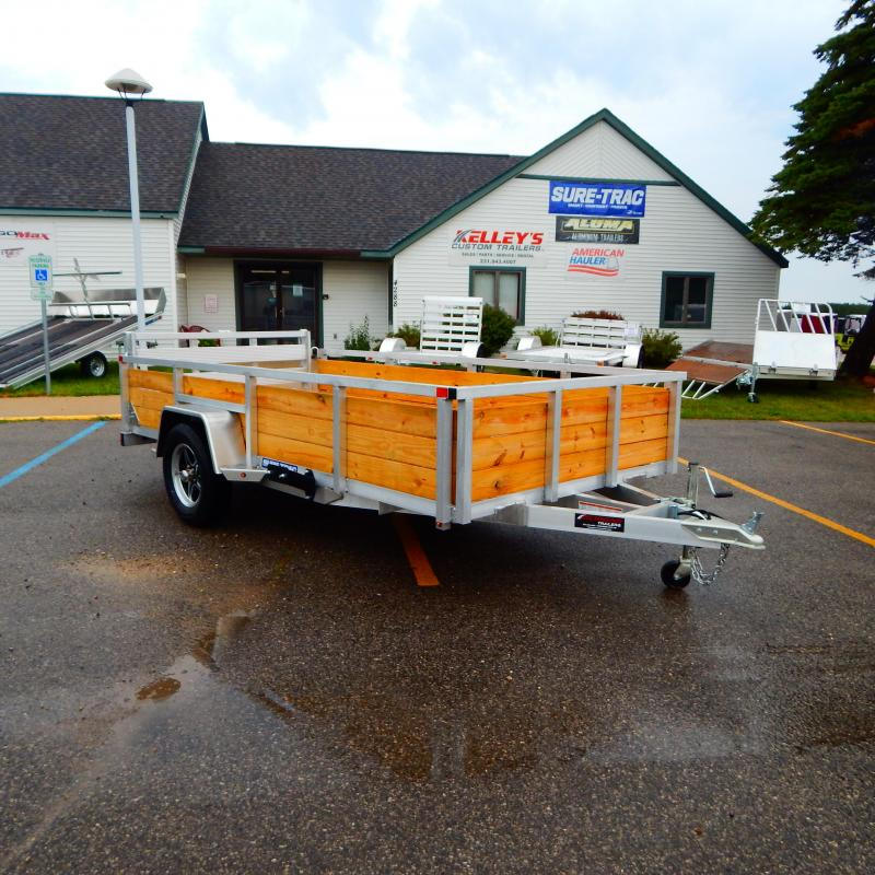 2021 Sure-Trac 6x12 3k 3 Board Utility Trailer