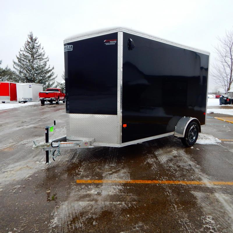 2021 EZ Hauler 6x12 3k Enclosed Cargo Trailer