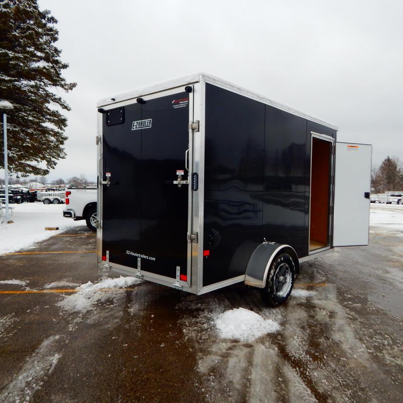 2021 EZ Hauler 6x12 3k Enclosed Cargo Trailer