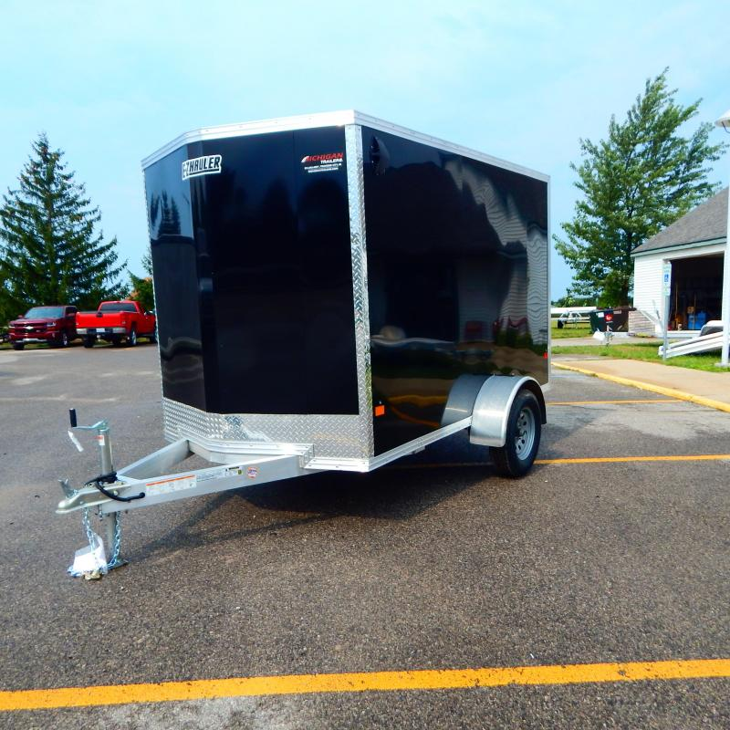 2021 Mission 6x10 3k Dura-Lite Enclosed Cargo Trailer