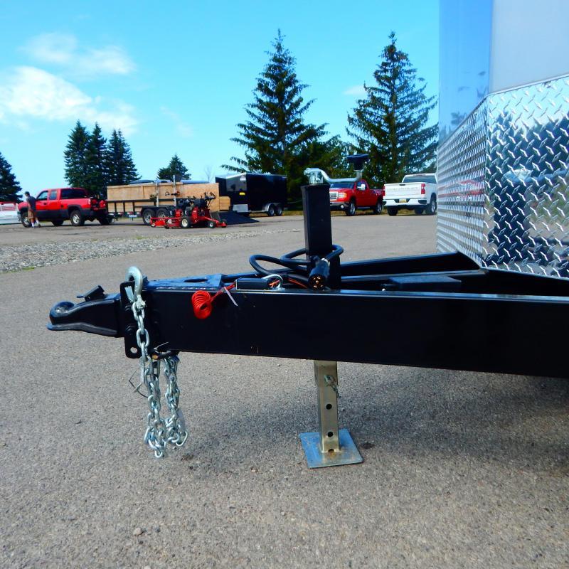 2021 Haul-About 8.5x24 10k Cougar Car / Racing Trailer