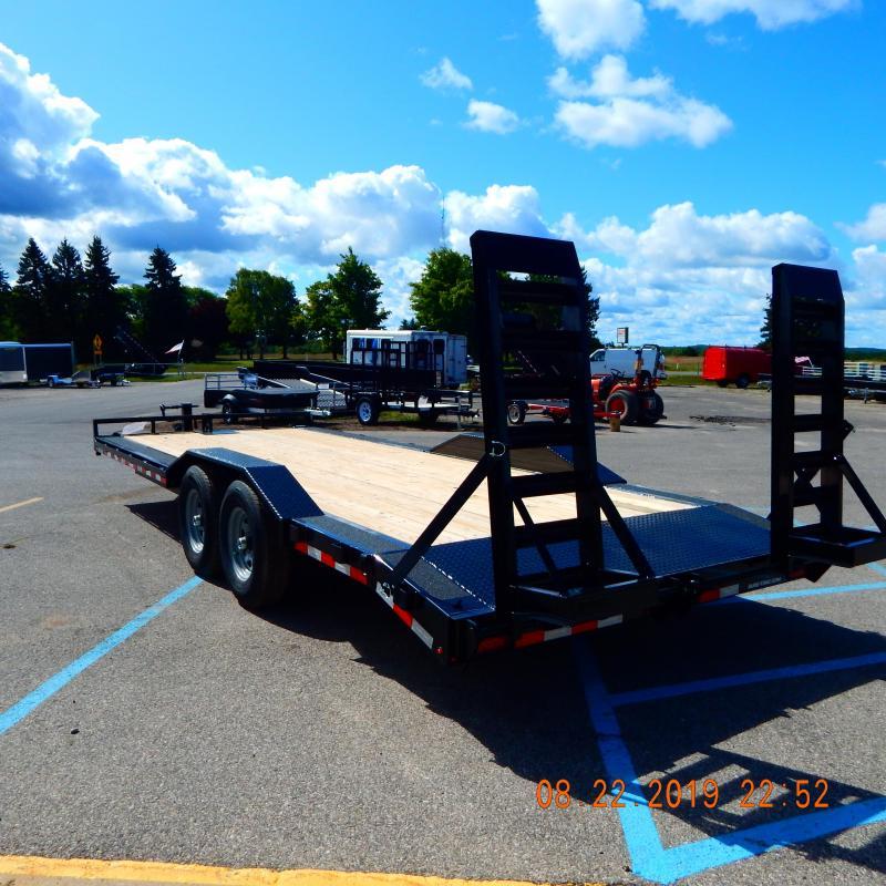 2020 Sure-Trac 8.5 X 20 14K  Drive Over Fender Equipmen
