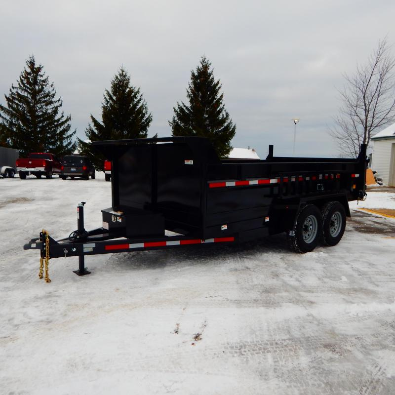 2021 Other 7x14 14k Dual Ram Dump Trailer