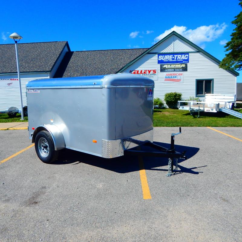 2020 Haul-About 5x8 3k Lynx Enclosed Cargo Trailer