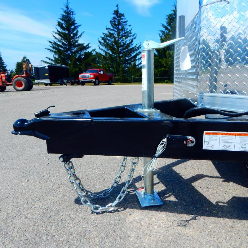 2021 Sure-Trac 7x14 7k Pro-Series Enclosed Cargo Trailer