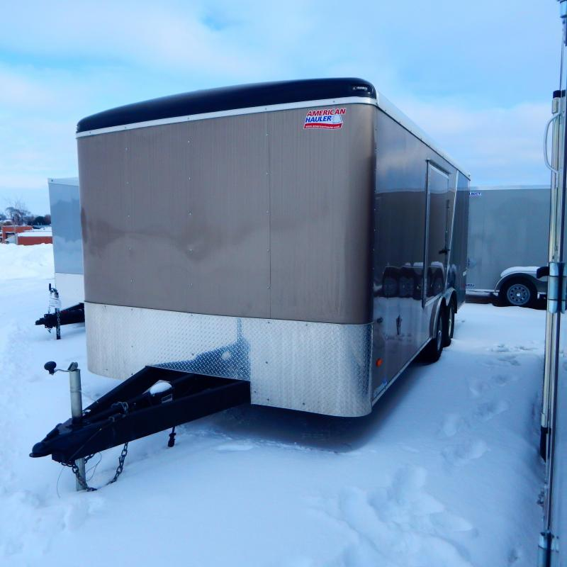 2019 American Hauler FALCON CARHAULER Car / Racing Trailer