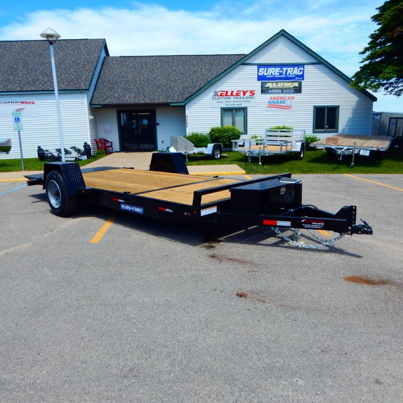 2020 Sure-Trac 6.5x12 + 4 Tilt Bed Equipment  10K