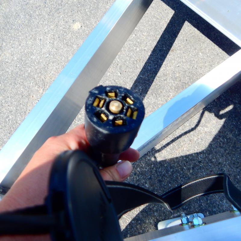 2021 Mission 8x22 6k Tilt Car / Racing Trailer