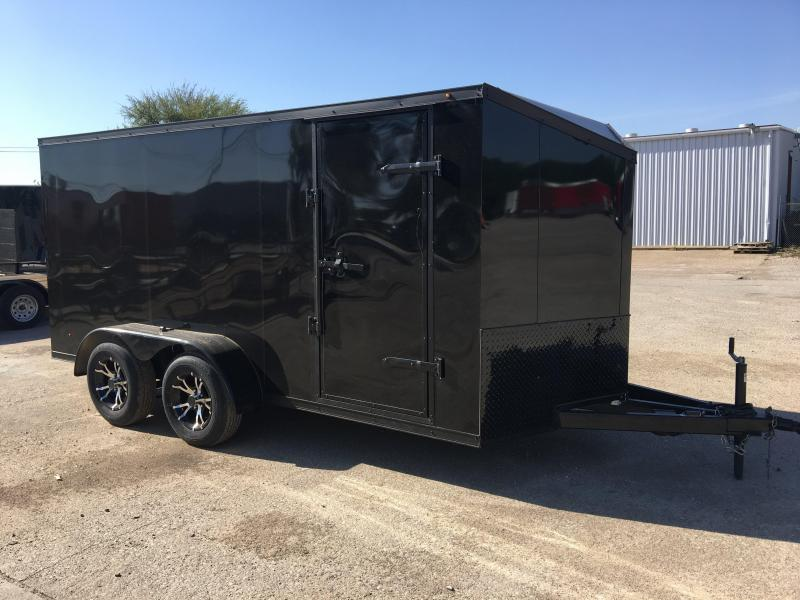 2020 VT7X14TA Motorcycle Trailer Toy Hauler