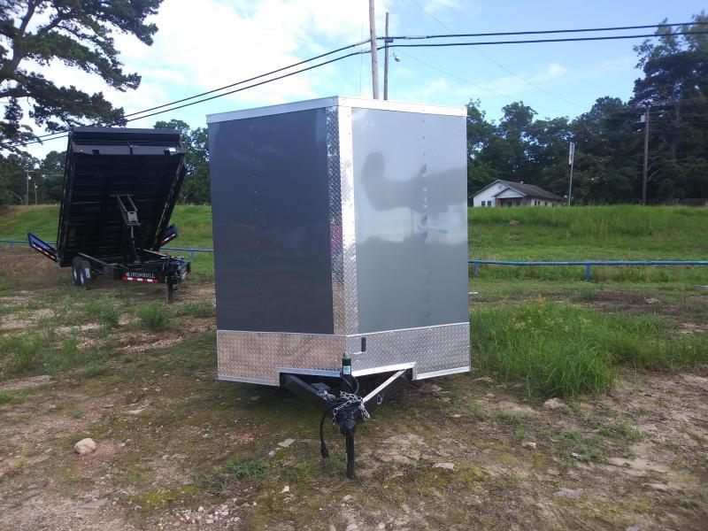 2019 7x14 enclosed cargo trailer