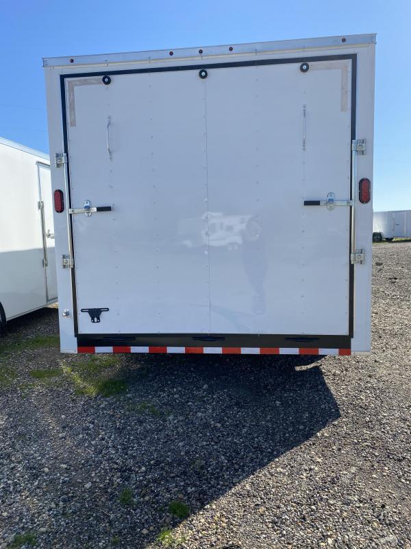 2020 Salvation Trailers 8.5x16 Enclosed Cargo Trailer