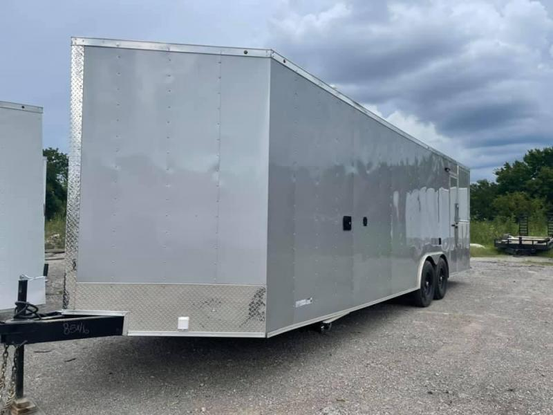 2022 Other Silver 8.5x26 concession trailer 2022 Vending / Concession Trailer
