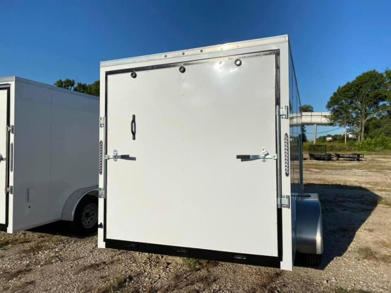 2021 Salvation Trailers 7X16 Enclosed Cargo Trailer