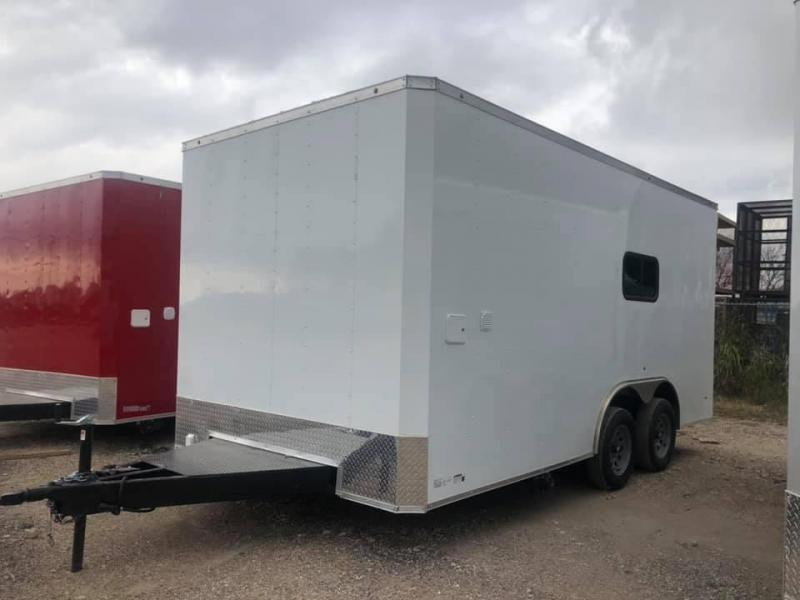2021 8.5X16 FOOD TRAILER Vending / Concession Trailer