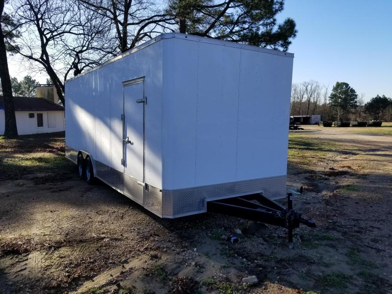 2021 Salvation Trailers 8.5X24 Enclosed Cargo Trailer