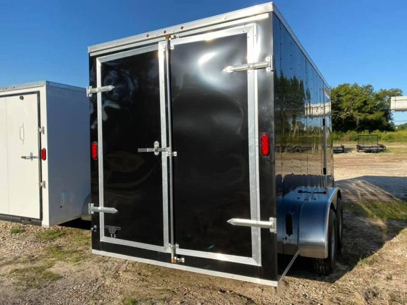 7X14 Box Enclosed Cargo Trailer