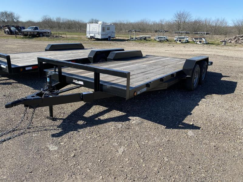 2021 Salvation Trailers 18X83TA Utility Trailer
