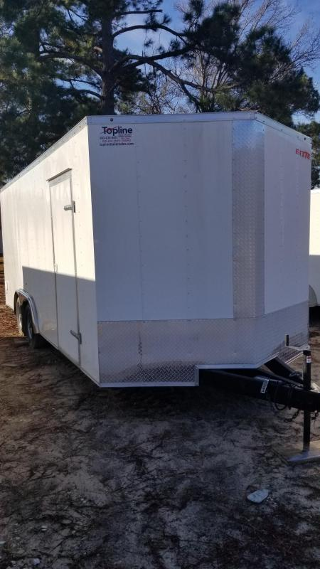 2021 Salvation Trailers 8.5X20 Enclosed Cargo Trailer