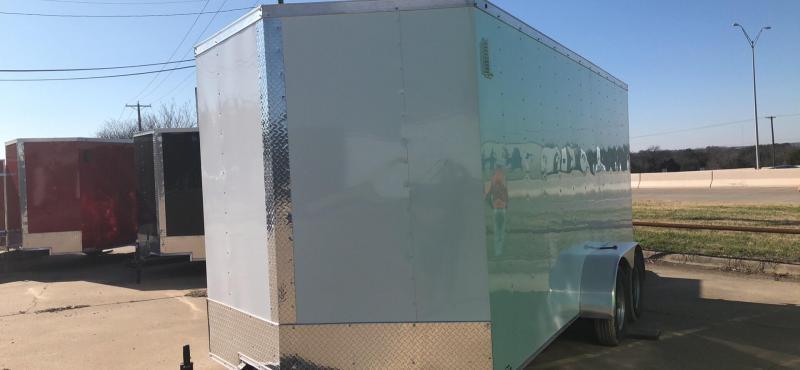2021  7x16 cargo Enclosed Cargo Trailer
