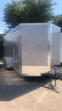2021  7x16 cargo Enclosed Cargo Trailer