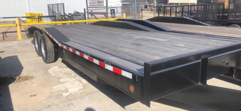2021 Car Hauler 98x24 Utility Trailer