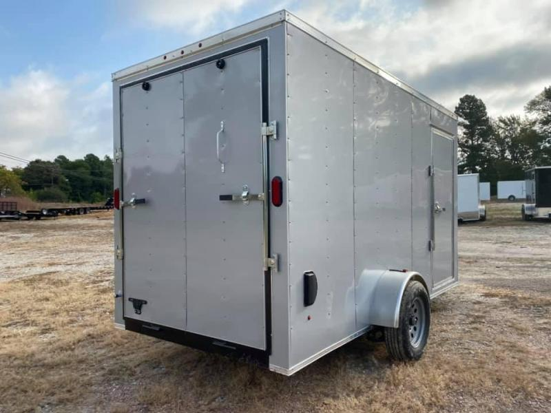 2021 Salvation Trailers 6X12 Box Enclosed Cargo Trailer Enclosed Cargo Trailer