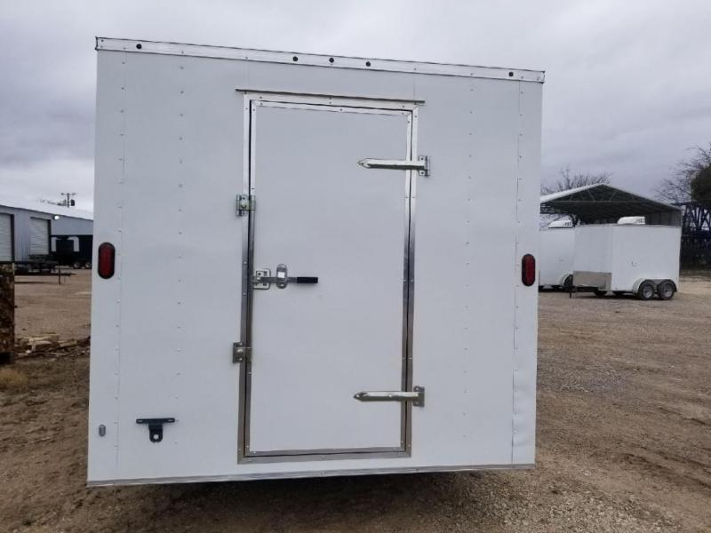 2021 Other 8.5X16 OFFICE TRAILER Enclosed Cargo Trailer