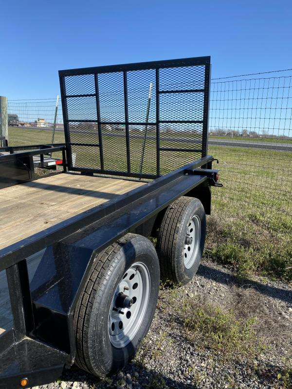 2020 Salvation Trailers 14X83TA Utility Trailer