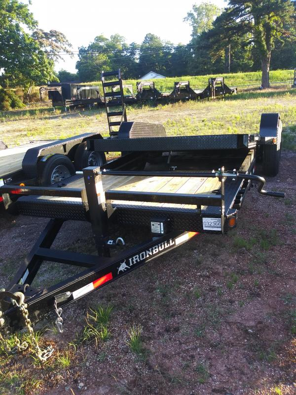 2021 Norstar 83X20 Equipment Tilt Trailer