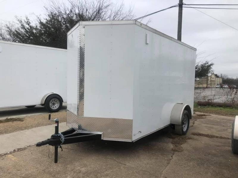 5X10 Enclosed Cargo Trailer BARN DOOR ONLY