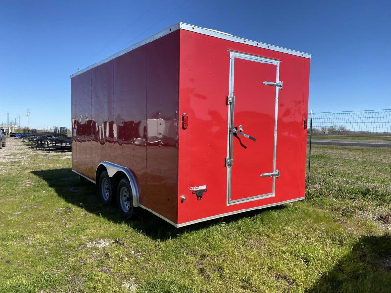 2020 Salvation Trailers 8.5X16TA-RED-CONCESSION Vending / Concession Trailer