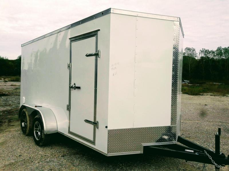 2021 7X14TA Enclosed Cargo Trailer