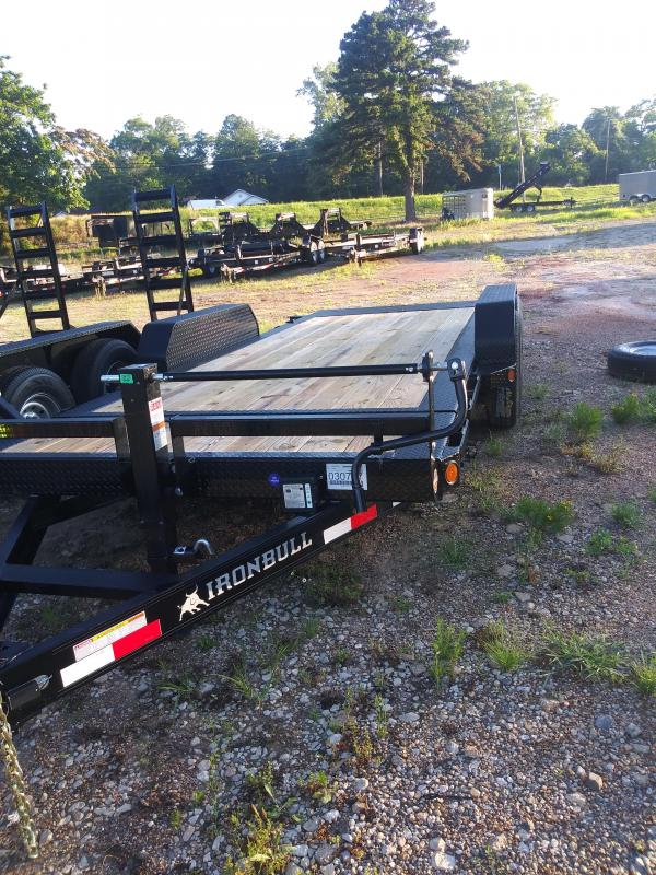 2021 Norstar Tilt Equipment Trailer