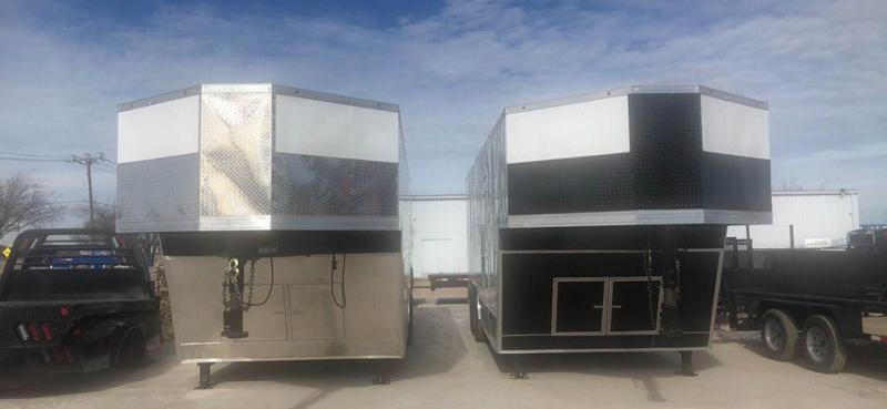 2020 Other 8.5X28 GOOSENECK CARGO Enclosed Cargo Trailer