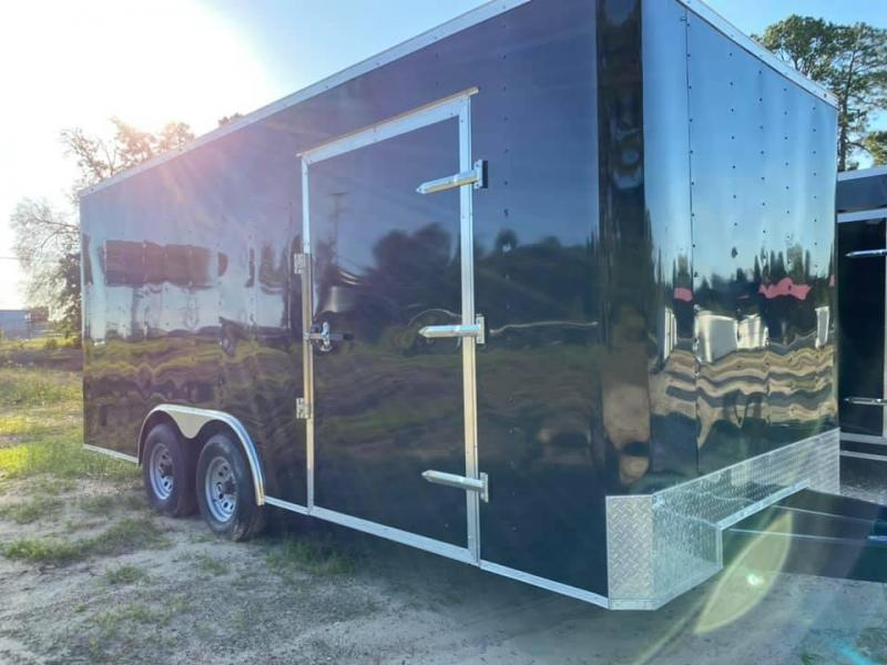 2021 Salvation Trailers 8.5X18 Enclosed Cargo Trailer