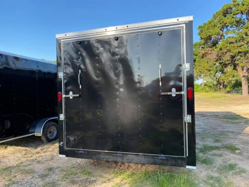 2021 Salvation Trailers 8.5X18 Enclosed Cargo Trailer