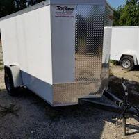 2021 Salvation Trailers 5X10 Enclosed Cargo Trailer